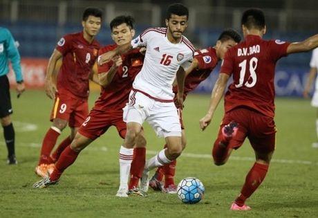 TRUC TIEP U19 Viet Nam - U19 Iraq: Con cuong phong mau do - Anh 1