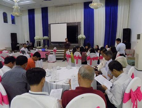 Phan bon Dai Bang Xanh hop mat khach hang nhan ngay 20/10 - Anh 3