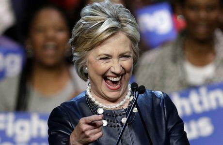New York Times: Ba Clinton co 92% co hoi dac cu tong thong - Anh 1