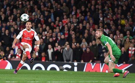 DIEM NHAN: Arsenal nay da khac. Walcott va Oezil qua tuyet. Ospina chac chan hon - Anh 1