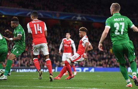 DIEM NHAN: Arsenal nay da khac. Walcott va Oezil qua tuyet. Ospina chac chan hon - Anh 4