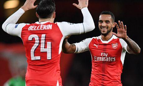 DIEM NHAN: Arsenal nay da khac. Walcott va Oezil qua tuyet. Ospina chac chan hon - Anh 6