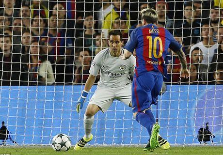 Vuot huyen thoai Real, Messi lap ky luc Champions League - Anh 1