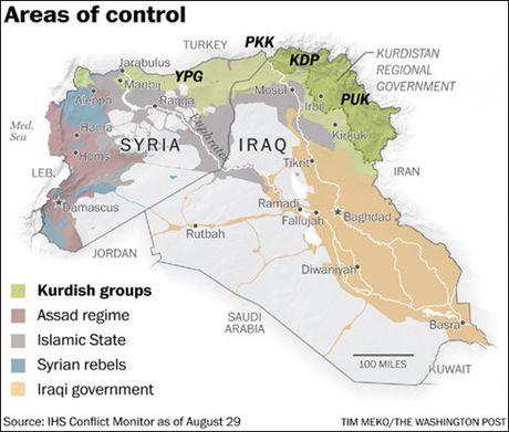 My bi kep giua dong minh Tho Nhi Ky va Kurd o Syria - Anh 3