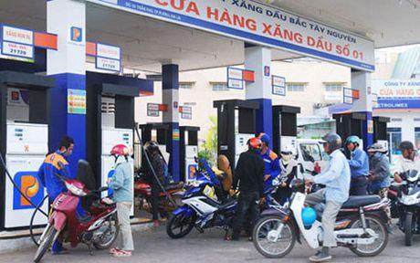 Gia xang bat tang len muc 16.845 dong/lit - Anh 1