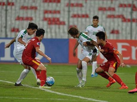 Nhin lai chien cong lich su cua U19 Viet Nam tai giai chau A - Anh 1