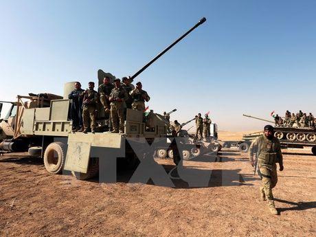 Iraq truy na cuu quan chuc cap cao vi lam tinh bao cho Tho Nhi Ky - Anh 1