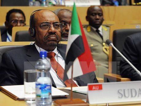 Nam Phi rut khoi ICC sau vu tu choi bat Tong thong Sudan - Anh 1
