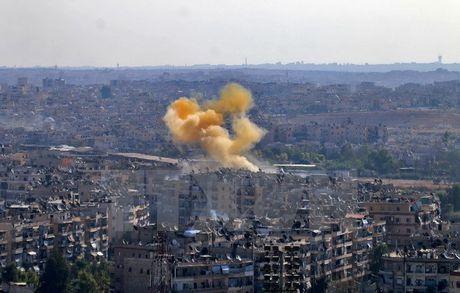 Nga quyet dinh keo dai lenh ngung ban o thanh pho Aleppo - Anh 1