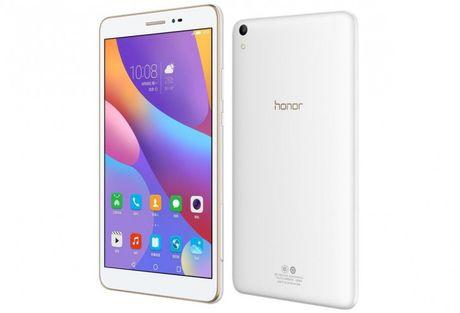Honor trinh lang tablet Media Pad 2 va smartwatch Watch S1 - Anh 2