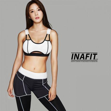 Than hinh 'than Ve Nu' cua my nhan phong gym xu Han - Anh 8
