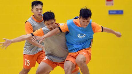 Giai Futsal vo dich Dong Nam A 2016 bi huy - Anh 1