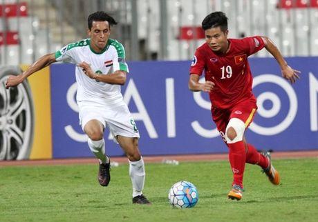U19 Viet Nam kien cuong tro thanh 8 doi manh nhat chau A - Anh 1