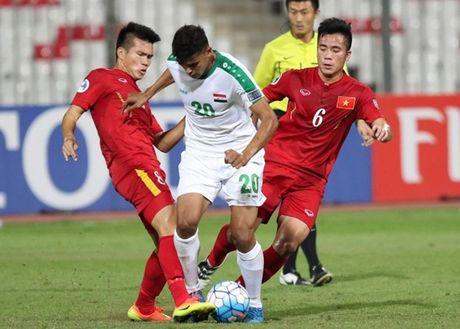 U19 Viet Nam kien cuong tro thanh 8 doi manh nhat chau A - Anh 2