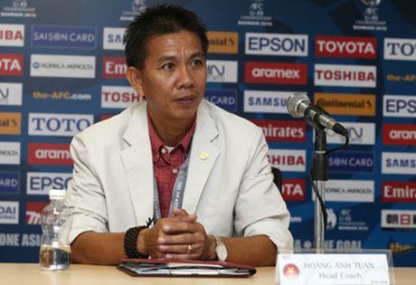 U22 Viet Nam hoi quan chuan bi tham du BTV Cup 2016 - Anh 1