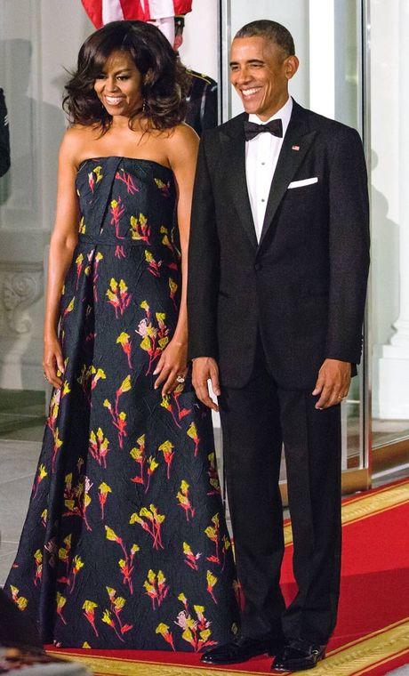 Nhung bo vay dep nhat cua de nhat phu nhan Michelle Obama - Anh 10