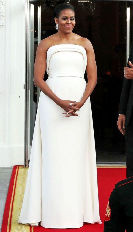 Nhung bo vay dep nhat cua de nhat phu nhan Michelle Obama - Anh 12