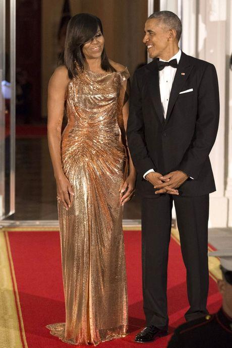 Nhung bo vay dep nhat cua de nhat phu nhan Michelle Obama - Anh 13