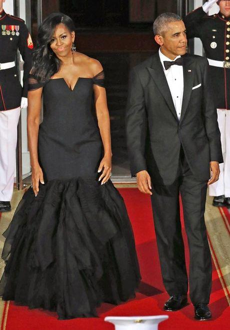 Nhung bo vay dep nhat cua de nhat phu nhan Michelle Obama - Anh 9