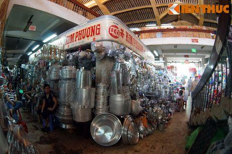Kham pha ngoi cho co noi tieng cua nguoi Hoa Cho Lon - Anh 17