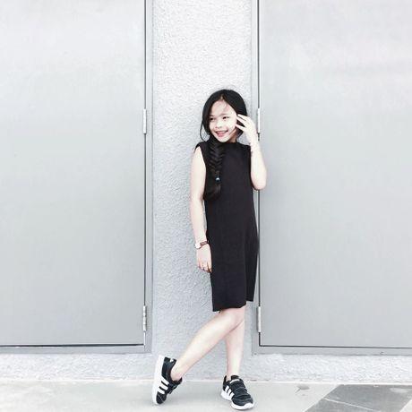 Phong cach 'chat dung hoi' cua be gai 10 tuoi Sai thanh - Anh 4