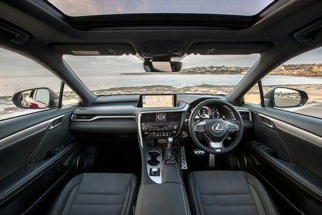 Xe sang Lexus RX200t them phien ban moi gia tu 1,4 ty - Anh 3