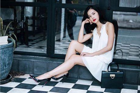 Boc mac loat hang hieu sang chanh cua co 'Tam' Ha Vi - Anh 4