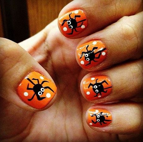 Nhung mau mong tay rung ron, kinh di cho ngay Halloween - Anh 16