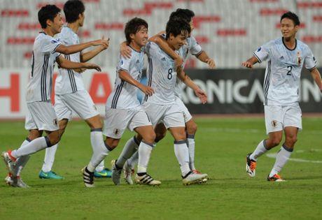 U19 Nhat Ban ha nhuc, bien DKVD U19 Qatar thanh cuu vuong - Anh 1