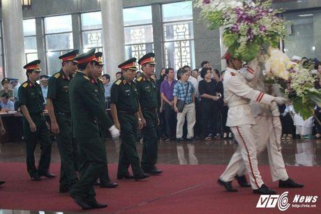 Xuc dong le truy dieu 3 chien sy hy sinh trong vu may bay roi o Vung Tau - Anh 5