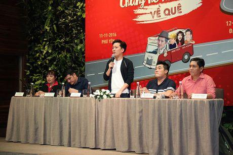 """Truong Giang tri an khan gia mien Trung voi liveshow """"Chang he xu Quang 2"""" - Anh 1"""