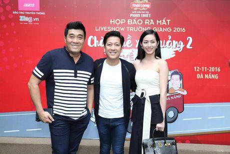 """Truong Giang tri an khan gia mien Trung voi liveshow """"Chang he xu Quang 2"""" - Anh 3"""