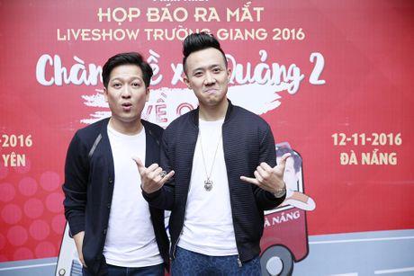 """Truong Giang tri an khan gia mien Trung voi liveshow """"Chang he xu Quang 2"""" - Anh 4"""