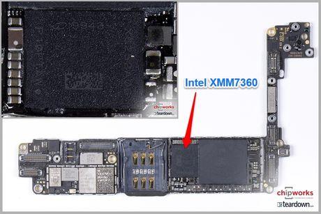 Modem LTE cua Intel tren iPhone 7/7 Plus thu tin hieu kem hon modem Qualcomm - Anh 5