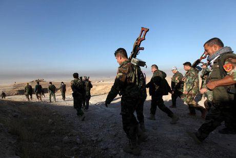 Chien su tai Mosul (Iraq) van rat ac liet - Anh 1