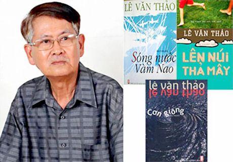 Nha van Le Van Thao qua doi - Anh 1