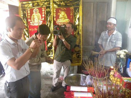 Taxi Tien Sa trao tang tren 550 trieu cho gia dinh tai xe bi sat hai - Anh 4