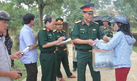 'Hu gao dong doi' se chia voi nhan dan vung lu - Anh 1