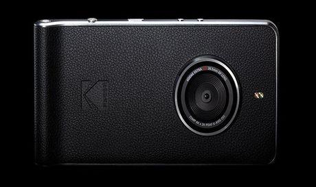Smartphone Ektra, su tai hien cua mot huyen thoai may anh Kodak - Anh 1