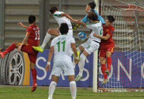 Viet Nam lap ky tich lich su U19 chau A - Anh 1