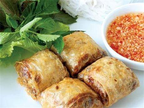 Nhung mon nem ngon chay nuoc mieng quanh pho di bo Bo Ho - Anh 4