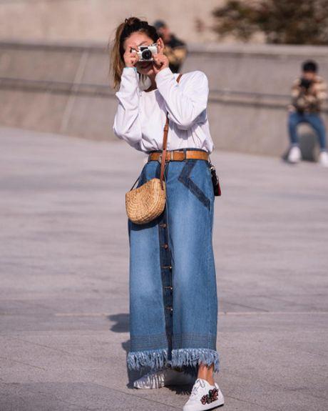 Min bit mat chat lu trong ngay cuoi o Seoul Fashion Week - Anh 10
