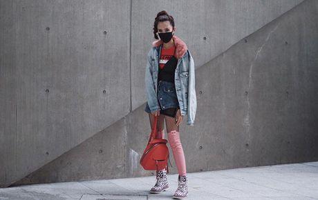 Min bit mat chat lu trong ngay cuoi o Seoul Fashion Week - Anh 3