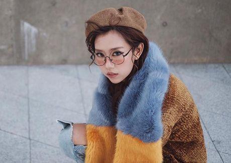 Min bit mat chat lu trong ngay cuoi o Seoul Fashion Week - Anh 5