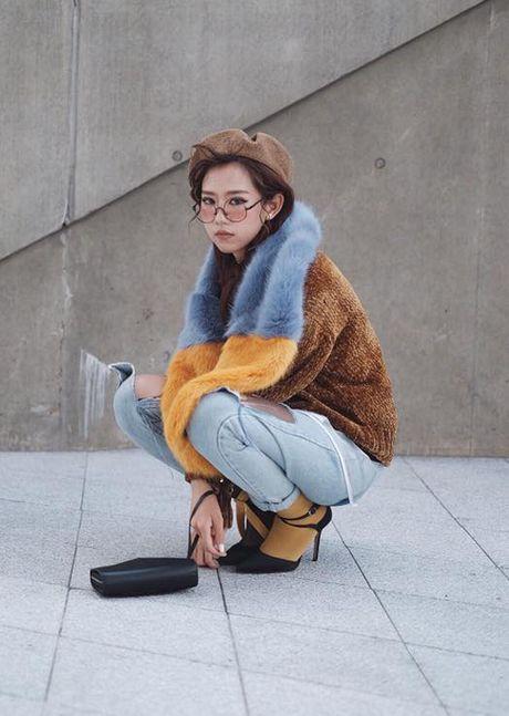 Min bit mat chat lu trong ngay cuoi o Seoul Fashion Week - Anh 6