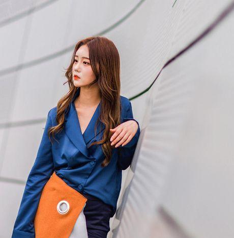 Min bit mat chat lu trong ngay cuoi o Seoul Fashion Week - Anh 9