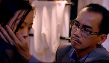 Minh Thuan xuat hien chop nhoang trong 'Bi an song sinh' - Anh 2