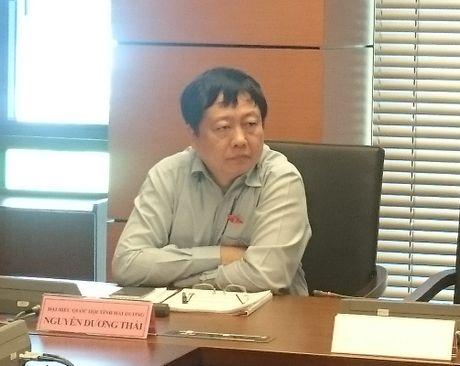 Chu tich UBND tinh Hai Duong noi ve viec 1 so co 44/46 lanh dao - Anh 1
