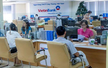 VietinBank giam lai suat cho vay ho tro doanh nghiep - Anh 1
