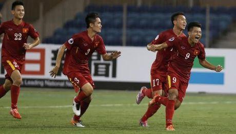 Cam hoa Iraq, U19 Viet Nam vao tu ket Giai U19 Chau A - Anh 1
